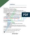 Examination Guidelines- TCM
