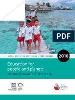 Education for people and planet - Summary.pdf