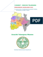 Comprehensive Guidelines Swachh Telangana