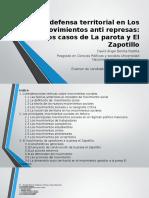 La defensa Territorial en Los movimientos anti represas.pptx