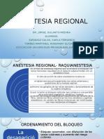 Anestesia Regional 1