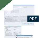 Enabling Supplier Exchange Rate GDF