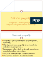 Politička geografija 2.
