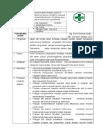 1.2.5.EP 3 SOP Kajian Dan Tindak Lanjut Tehadap Analisis Temuan Spesifik Dalam Penyelenggaraan Program Dan Pelayanan
