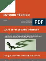 Estudio Tecnico de La Empresa