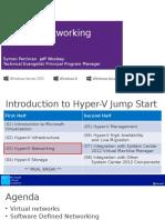 3 Hyper-V Networking