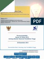 Materi Sosialisasi SNPT oleh Ridwan
