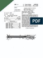 P90 Magazine Patent US4905394