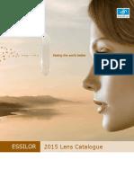 Essilor 2015 Range Guide