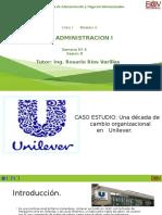 Caso Unilever ADMI I S4