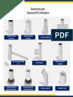 Conexiones PVC Hidraulico