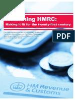 Reforming HMRC
