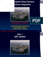 RIAT 2016 briefing on QE class and CEPP plans