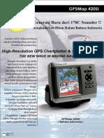 GPS 420as