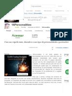 16Personalities Download - Baixaki