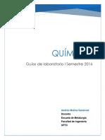 Guias de Laboratorio Quimica Andrés Molina