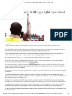 Oil vs Agriculture_ Walking a Tight Rope Ahead - National - Monitor.co