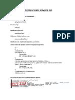 Configuracion Basica de Servidor DNS