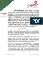 Moción Memoria Histórica PSOE Alpuente