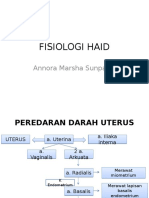 Fisiologi Haid