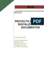 Proyecto Digitalizacion de Documentos Final