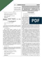 Designan Prefecto Regional de Lima Provincias