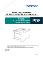 Brother - HL4040CN - Manual Service.pdf