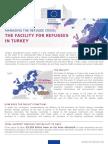 L'accordo con la Turchia secondo la Commissione Ue