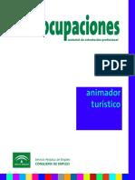 Ocupaciones del Animador Turístico