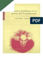 La Literatura Fantastica en La Prensa Del Romanticismo (1)