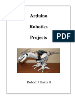 Arduino Robotics Projects - Robert Davis