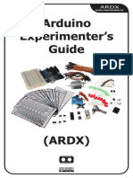 Arduino Experimenter Guide