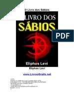 O Livro Dos Sábios - Eliphas Levi-www.livrosGratis.net