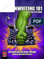 Screenwriting 101 by Film Crit - FILM CRIT HULK
