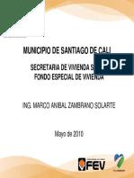 Informe de Asentamientos Humanos de Desarrollo Incompleto 2010