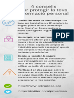 4 consells per protegir la teva informació personal