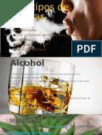 Los Tipos de Drogas
