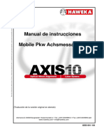 Axis10 Manual Sp