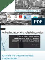 Análisis de Determinantes Ambientales Mierc