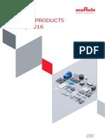 Murata Products Lineup k70e