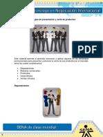 Estrategias de Presentacion y Venta de Productos