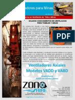 Catalogo Za-1501-101 - Ventilacion Minas