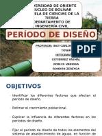 PERÍODOS+DE+DISEÑO