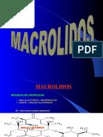 Macrolidos y Cloranfenicol 2015