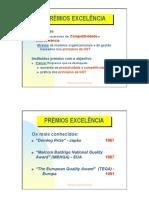 Modelos de Excelencia Empresarial