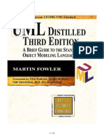 UML Distilled 3rd Ed