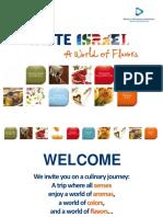 Taste Israel at SIAL 2016
