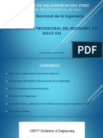 Ingeniero Del Siglo XXI- CIP-09!06!2016