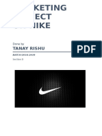 Marketing Project Nike