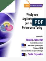 WAS Performance v3